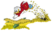 399_Scrooge_McDuck_Diving_168x100