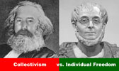 collectivism vs individual freedom
