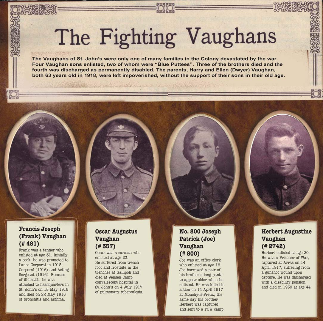 The Fighting Vaughan Brothers