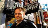 Marc Emery at City Lights