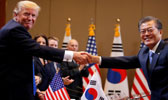 Trump in South Korea