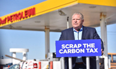 Doug Ford Scrap the Carbon Tax