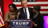 Diamond Silk Trump